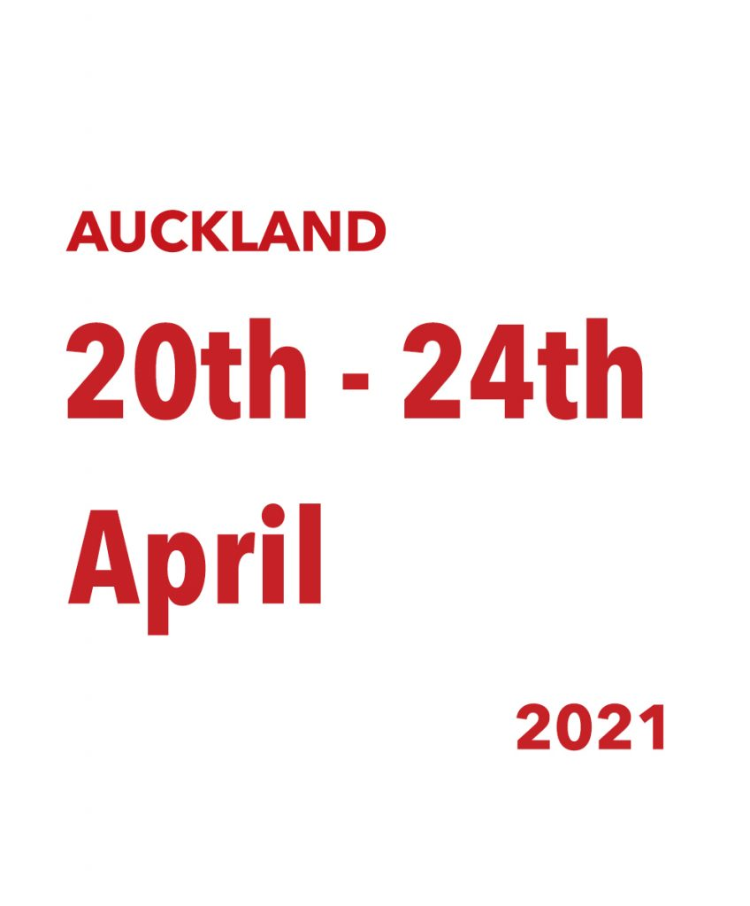 Tuesday 20th - Saturday 24th April 2021 - 5th Point New ...